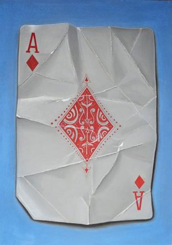 Nourine Hammad, Popping Aces (Diamond)