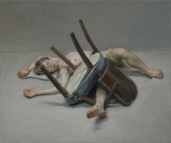 VK (Broken Chair)