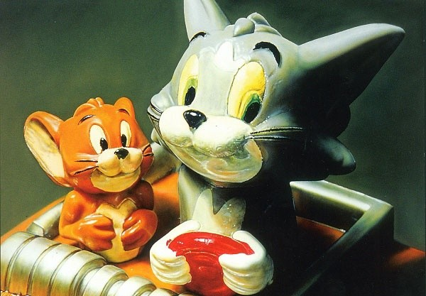 Cesar Santander, Tom & Jerry Study 2000