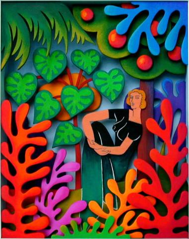 The Garden of Matisse