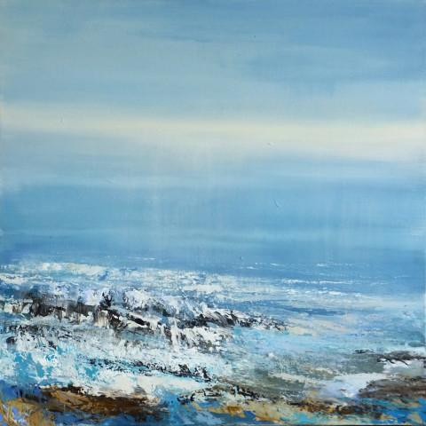 Joanne Last, Sea Mist, 2017