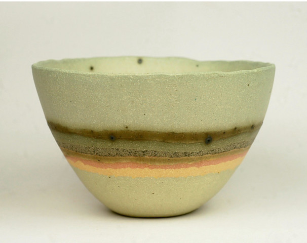 'Sea-Shell Lines' Bowl