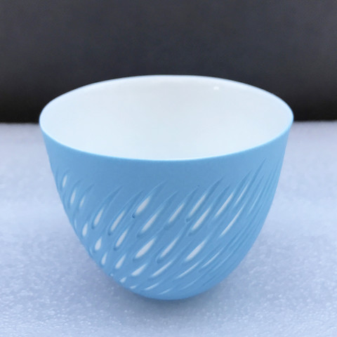 Sasha Wardell, 'Shoal' Tea Bowl, 2021