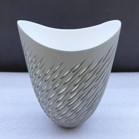 Sasha Wardell, 'Shoal' Vase, 2021