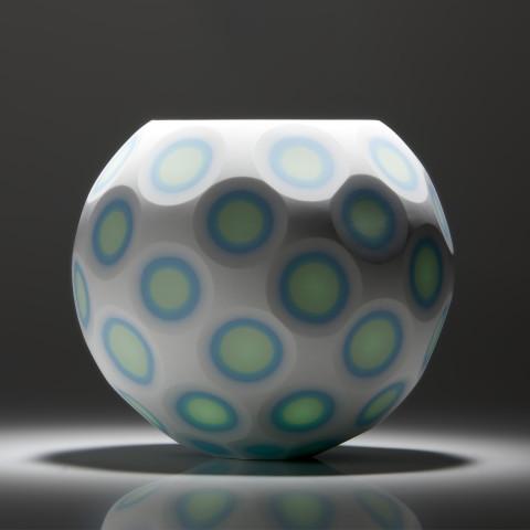 Sasha Wardell, 'Globe' Bowl, 2021