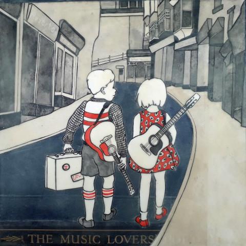 Ann Winder-Boyle, The Music Lovers Portfolio, 2018