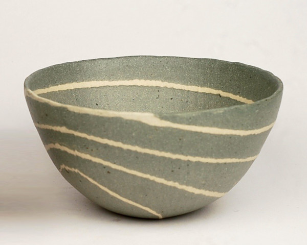 'Pebble Lines' Bowl