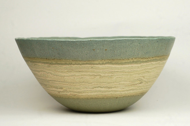 'Field Lines' Bowl