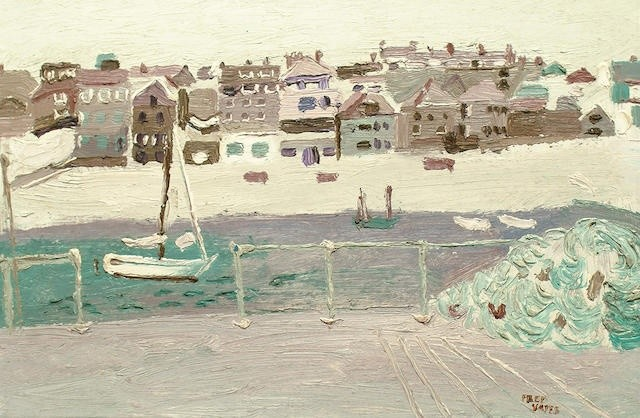 Winter, St Ives