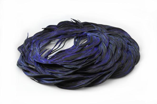 Alive (Black/Blue) Small