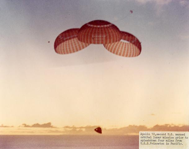 NASA, Apollo 10, May 26, 1969