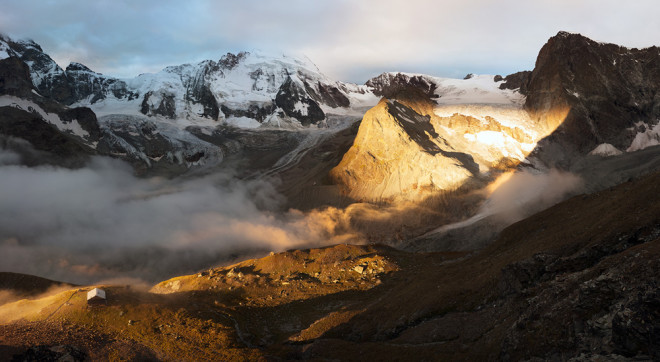 Scott Conarroe, Zmutt Gletscher, Switzerland, 2014