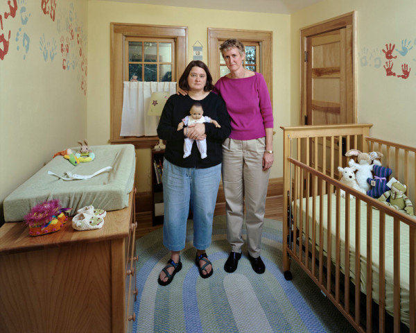 Dona Schwartz, Desiree and Karen, 68 Days, 2006