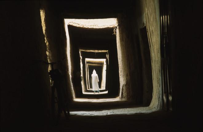 Bruno Barbey, Maadid Ksar, Ziz Valley, Morocco, 2002