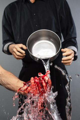 Max Dean, Blood Bath, 2020