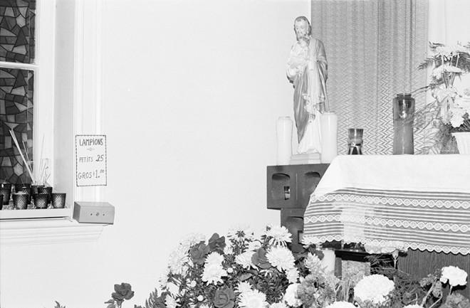 Sunil Gupta, C.H.U.M., circa 1975