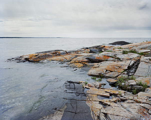 Joseph Hartman, Norgate Rocks, Georgian Bay, ON, 2015