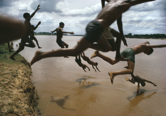 Bruno Barbey, Leticia, Colombian Border (The Amazon River), Brazil, 1966