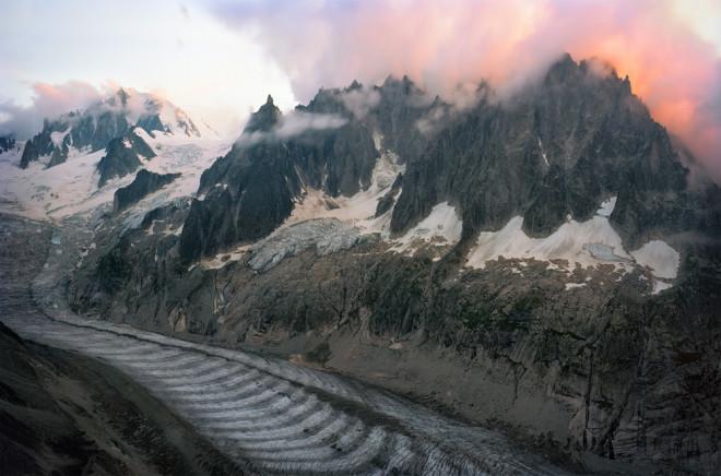 Scott Conarroe, Glacier du Tacul, France, 2013