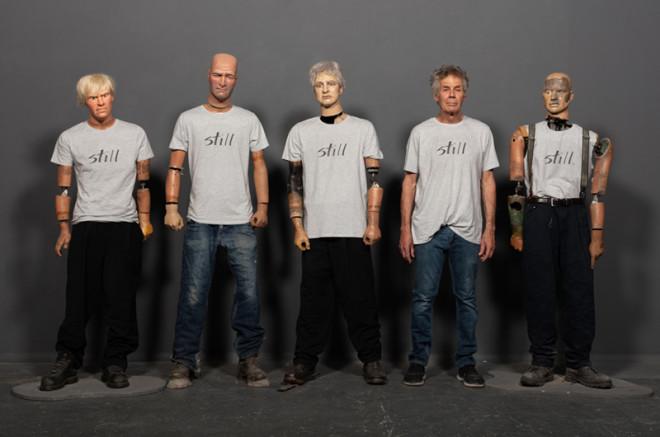 Max Dean, Still – Line Up, 2020