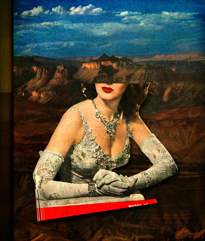 Peter Horvath, Untitled (Lucille Bremer), 2017