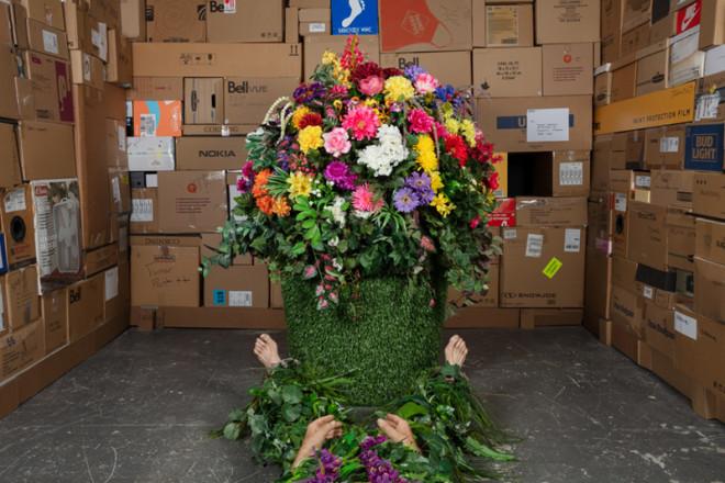 Max Dean, Birth of the Bouquet, 2020