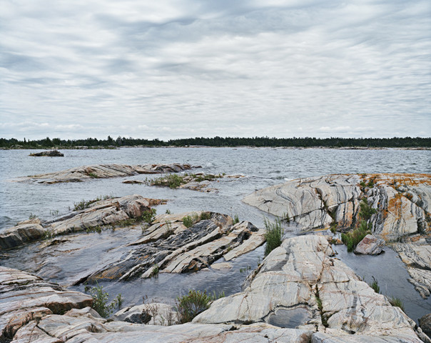 Joseph Hartman, Outer Shoals, Georgian Bay, ON, 2014