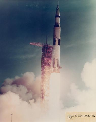 NASA, Apollo 10, May 18-26, 1969
