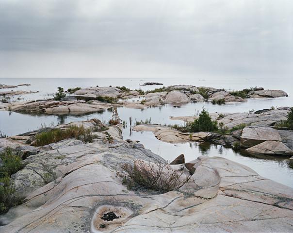 Joseph Hartman, Outer Shoals #3, Georgian Bay, ON, 2015