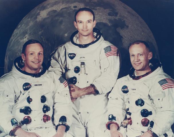 NASA, Apollo 11, July 16-24, 1969