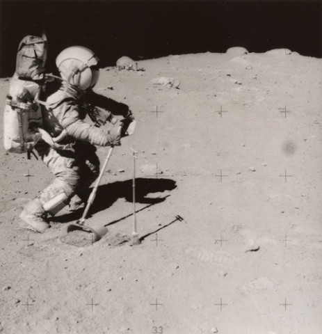 NASA, Apollo 16, 23 April 1972