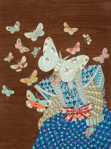 Mothman And The Butterflies