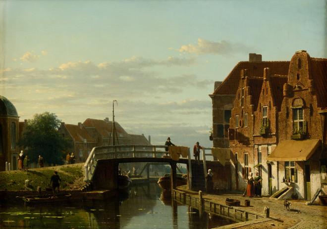 View of Leidschendam