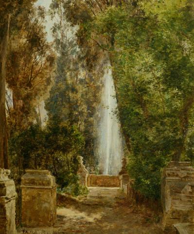 Fountain at the Villa d'Este