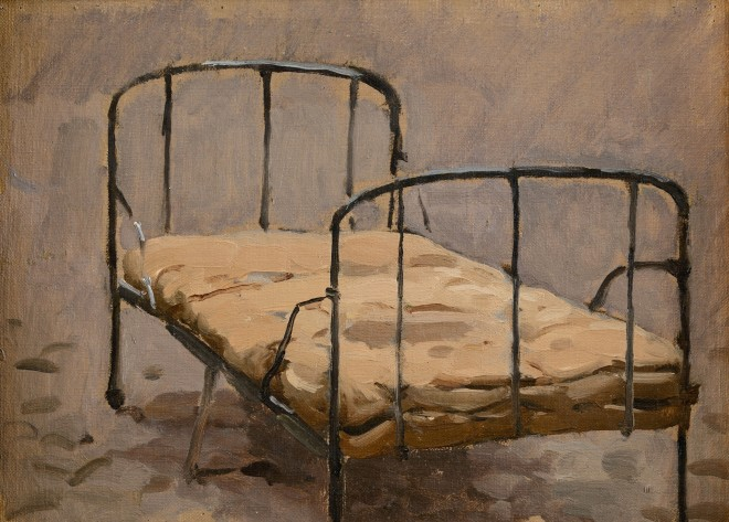 Study of a bed