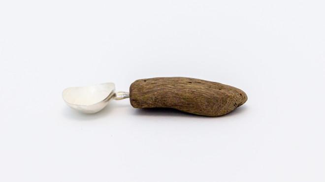 Rachael Osborne, Oval Bowl Driftwood Spoon