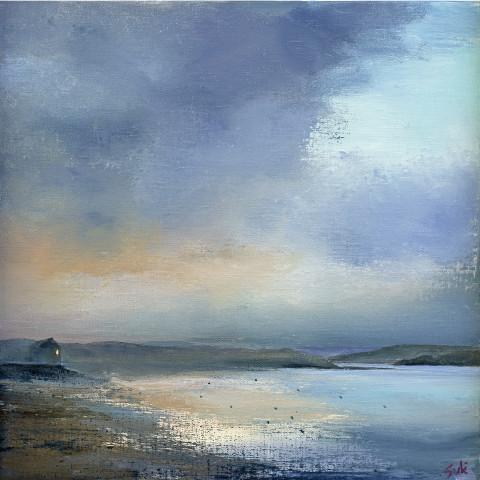 Suki Wapshott, Estuary Light - New Ltd Ed Print