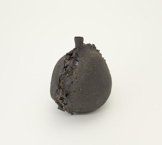 Black Bottle Vase