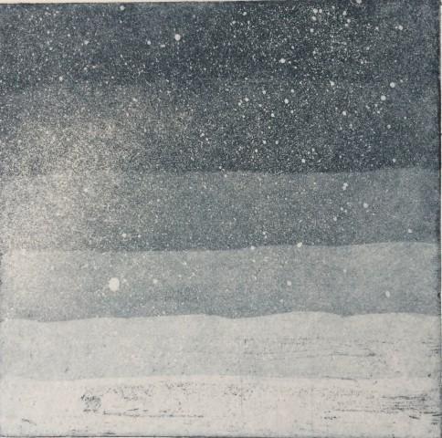 Sally Spens, Snow, Venice