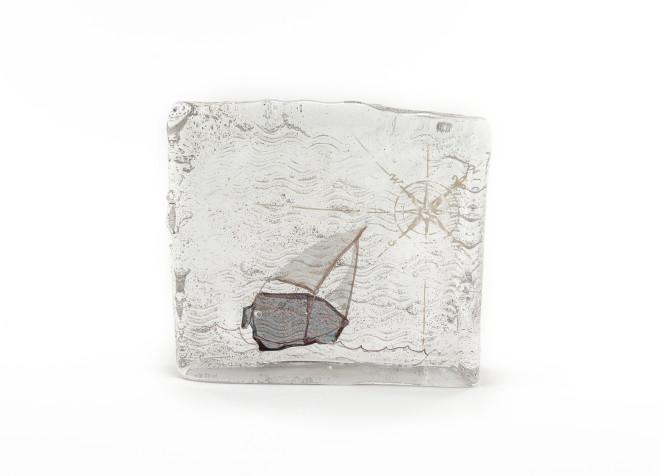 Jenny Ayrton, Navigating