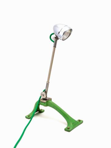 Sam Isaacs, Miller Bicycle Lamp