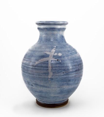 Lloyd Peters, Large Round Bottle Vase