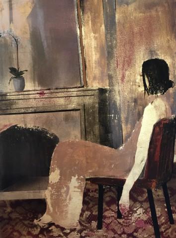 Barry Wilson, WINTER ORCHID IN BLOOM