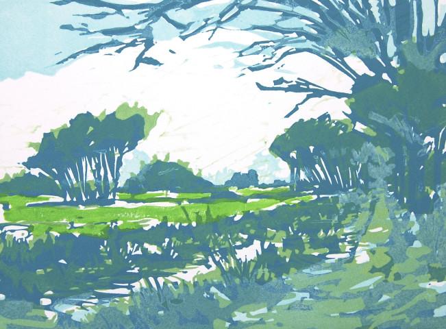 Rachel Gracey R.E., The Parks 8