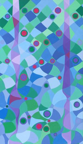 Kathleen Hyndman, REFLECTIONS (TREBAH), 2008
