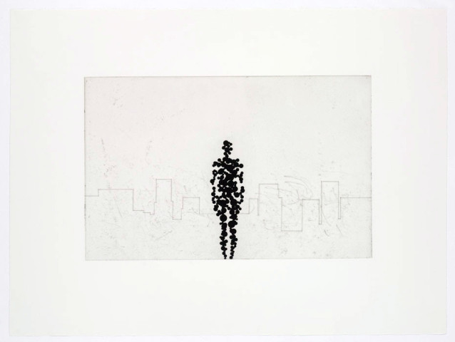 Antony Gormley, Standing Matter, 2010