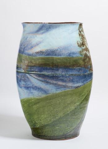 Claudia Clare, Floods at Dawn, 2014
