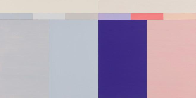 Trevor Sutton, Shutter Painting, 2019