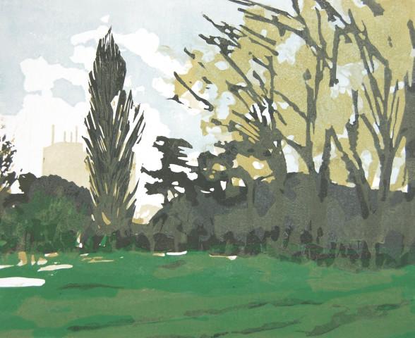 Rachel Gracey R.E., The Parks 21