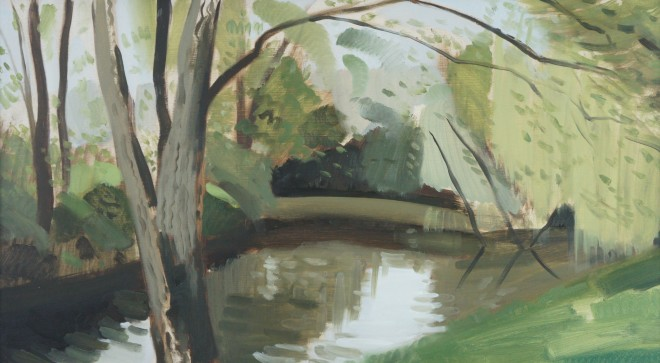 Sam Travers  Spring on the Frome